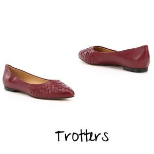 Trotters Signature Estee Woven Women's Casual Flat